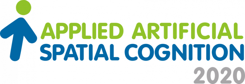 Applied Artificial Spatial Cognition 2020 Logo